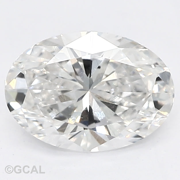 0.53 Carat  | Oval | F Colour | VS2 Clarity | Lab Grown Diamond