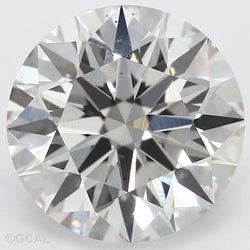 2.08 Carat  | Round | I Colour | VS2 Clarity | Lab Grown Diamond