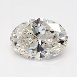 0.56 Carat  | Oval | H Colour | VS1 Clarity | Lab Grown Diamond