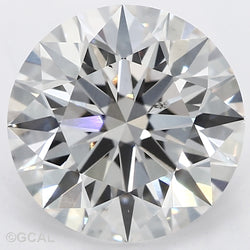 1.57 Carat  | Round | G Colour | SI1 Clarity | Lab Grown Diamond