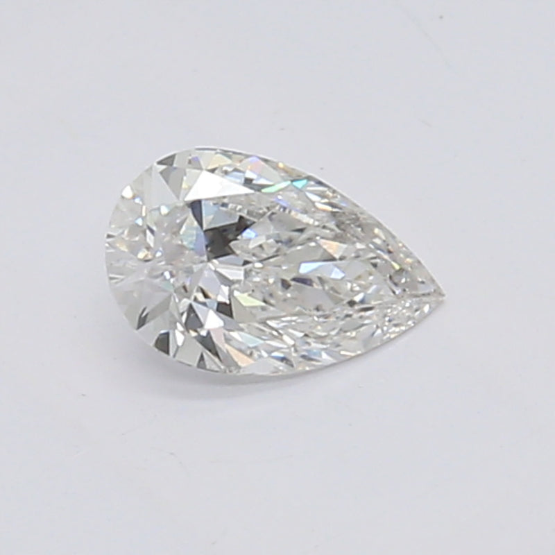 0.41 Carat  | Pear | F Colour | SI1 Clarity | Lab Grown Diamond