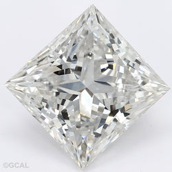 2.02 Carat  | Princess | I Colour | VS1 Clarity | Lab Grown Diamond