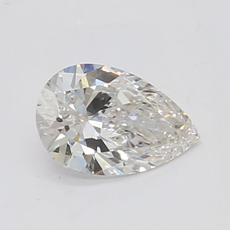 0.55 Carat  | Pear | G Colour | VS2 Clarity | Lab Grown Diamond