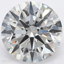 2.53 Carat  | Round | H Colour | VS2 Clarity | Lab Grown Diamond