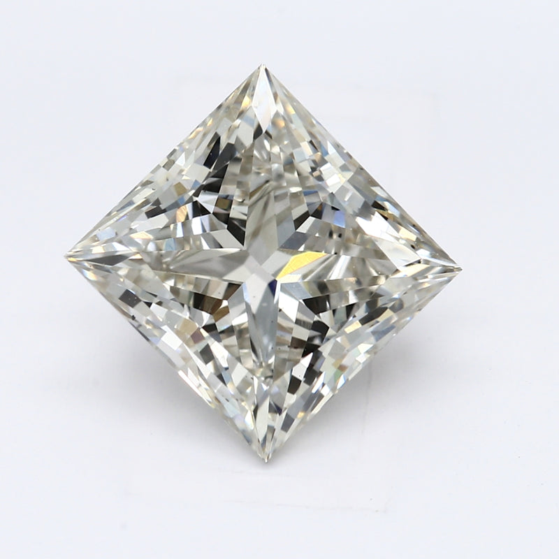 3.01 Carat  | Princess | I Colour | VS2 Clarity | Lab Grown Diamond