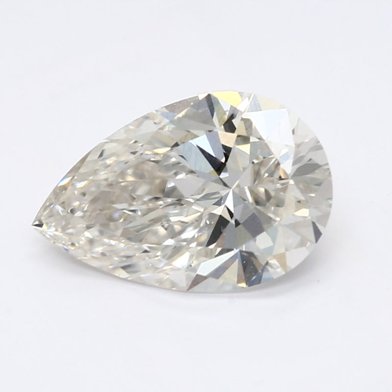1.04 Carat  | Pear | H Colour | VS2 Clarity | Lab Grown Diamond