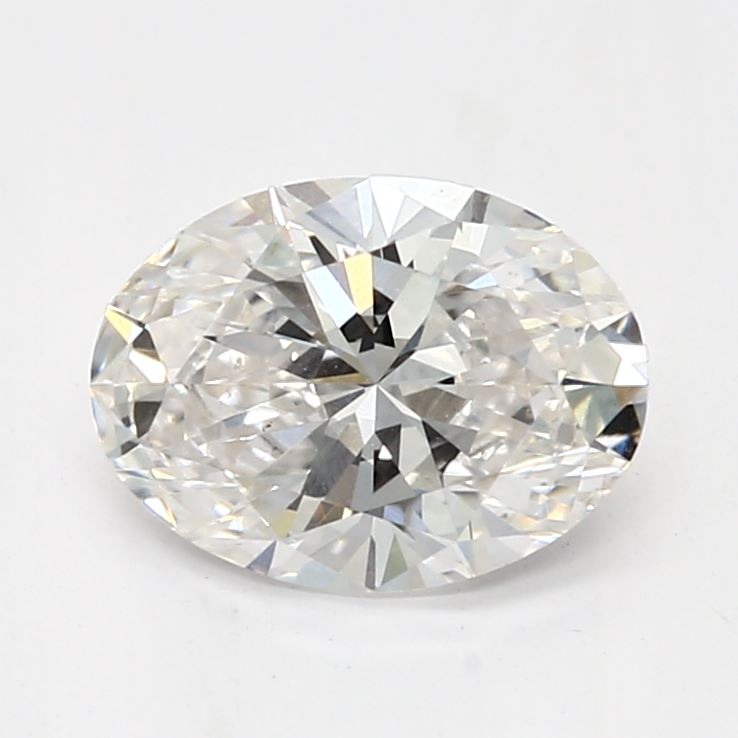 0.56 Carat  | Oval | G Colour | VS1 Clarity | Lab Grown Diamond