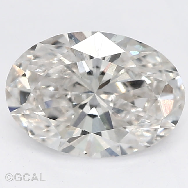 0.59 Carat  | Oval | H Colour | VS2 Clarity | Lab Grown Diamond