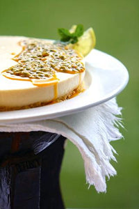 Baobab Cheese Cake with a touch of Amarula Cream