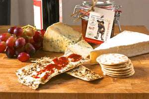 Cheese & Wine with Baobab Chilli Jam