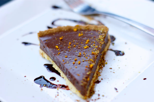 Baobab Chocolate Tart