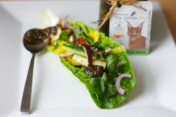 Delicious Moringa Wraps