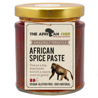 African Spice Paste 215g