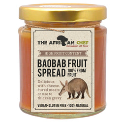Baobab Jam (no added sugar)