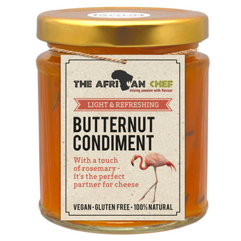 Butternut and Rosemary Condiment