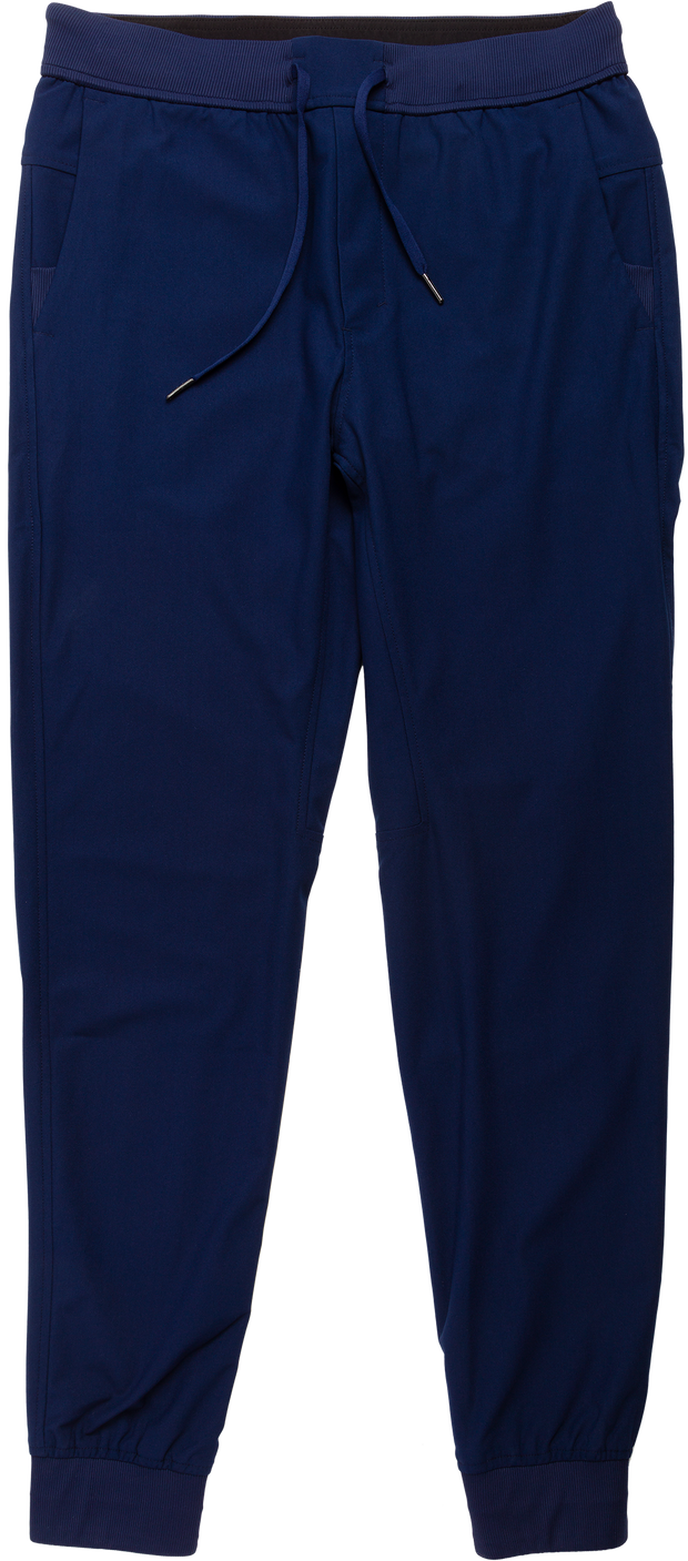 Peak Lifestyle Navy Performance Men's Joggers.