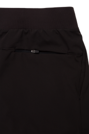 Criterion Lifestyle Black Performance Workout Short.