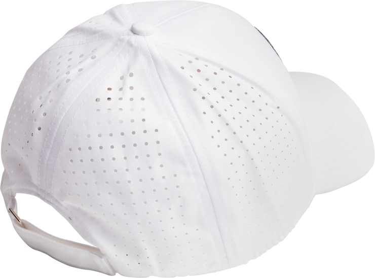Conduct-Poly Lifestyle White Golf Hat