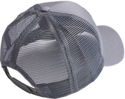 Conduct Lifestyle Grey Net Back Hat Truwear