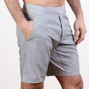 Criterion Lifestyle Grey Performance Workout Short