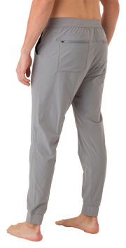 TRUWEAR Peak Grey Performance Men's Joggers Pant