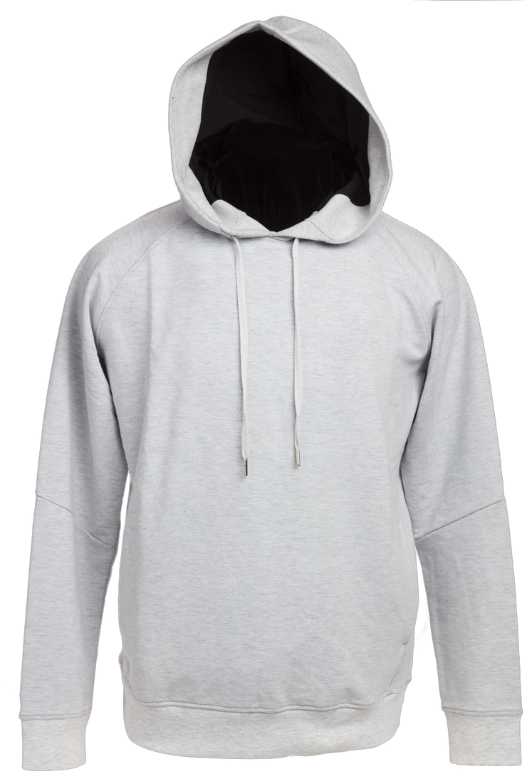 Singular Lifestyle Grey Performance Sweatshirt Hoodie