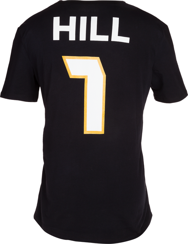 Taysom Hill Spectacle Black Signature Jersey Shirt | TRUWEAR