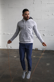 Peak Lifestyle Navy Performance Men's Joggers