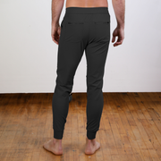 Peak Lifestyle Black Performance Men's Joggers