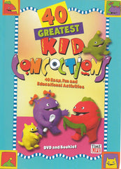 Kid Concoctions 40 Greatest DVD