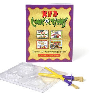 AS SEEN ON PBS! 10th Anniversary Book & Accessory Kit