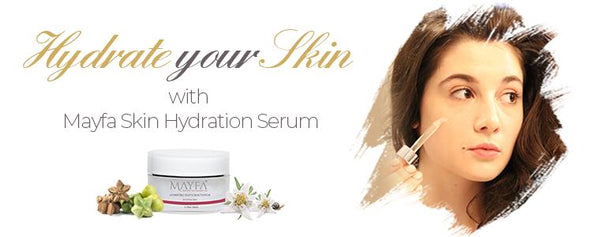 Hydrate Your Skin With Skin Hydration Serum