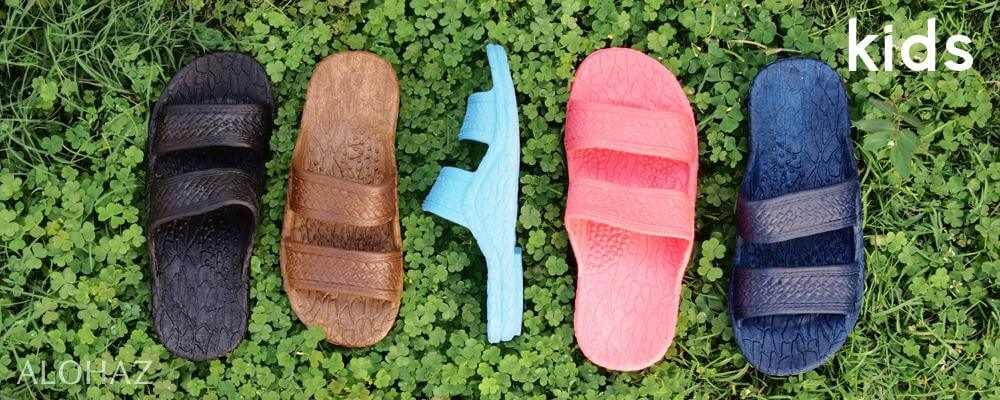 Kids Jandals by Pali Hawaii