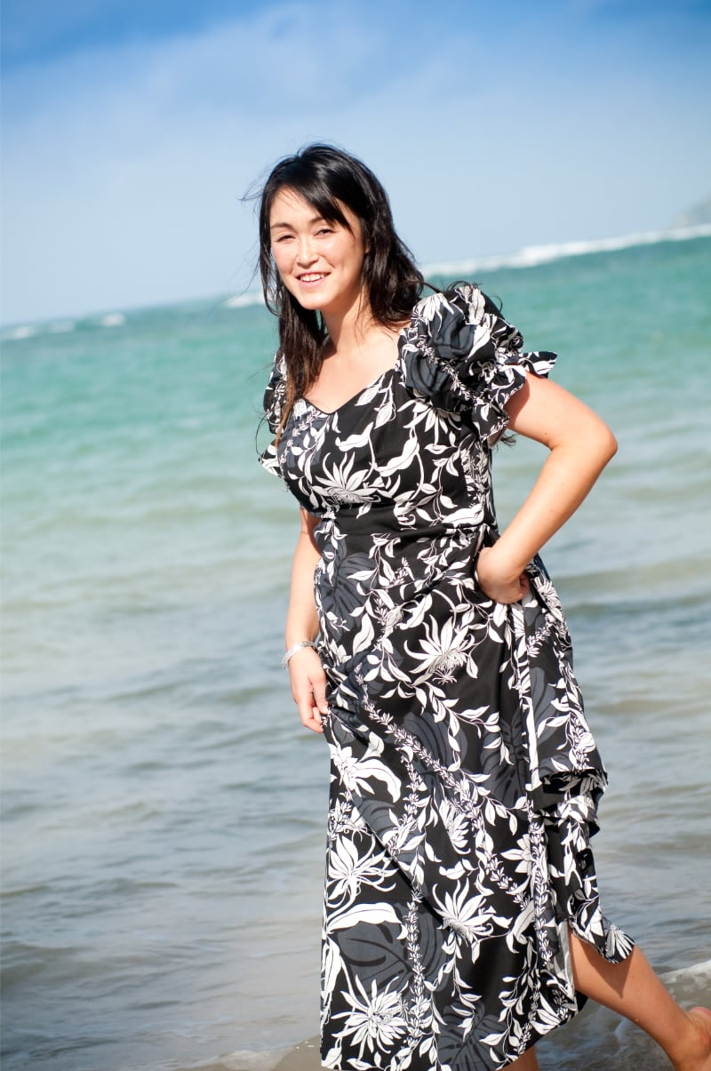 HAWAIIAN FLORAL DRESSES | MADE IN HAWAII | ALOHAZ.COM