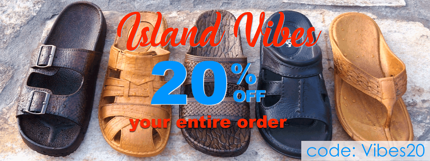 ISLAND VIBES SALE - 20% OFF NOW