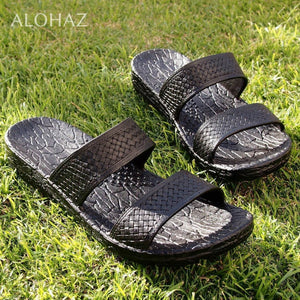 black jane jandals® - pali hawaii Jesus sandals | hawaiian sandals pali hawaii flip flops