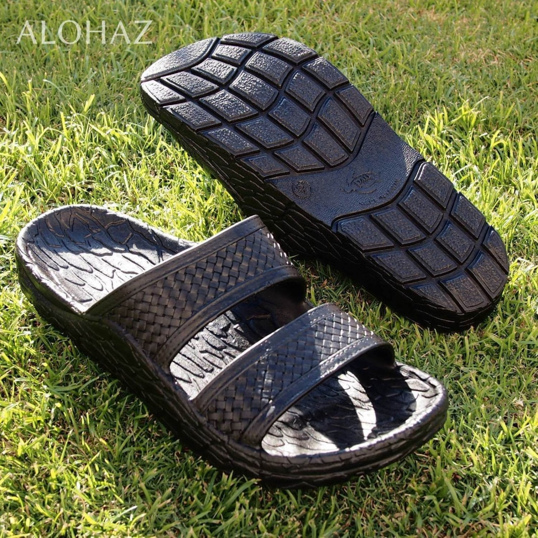 black jon jandals® - pali hawaii Jesus sandals | hawaiian sandals pali hawaii flip flops
