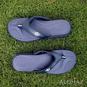 blue kona - pali hawaii flip flops | hawaiian sandals pali hawaii flip flops