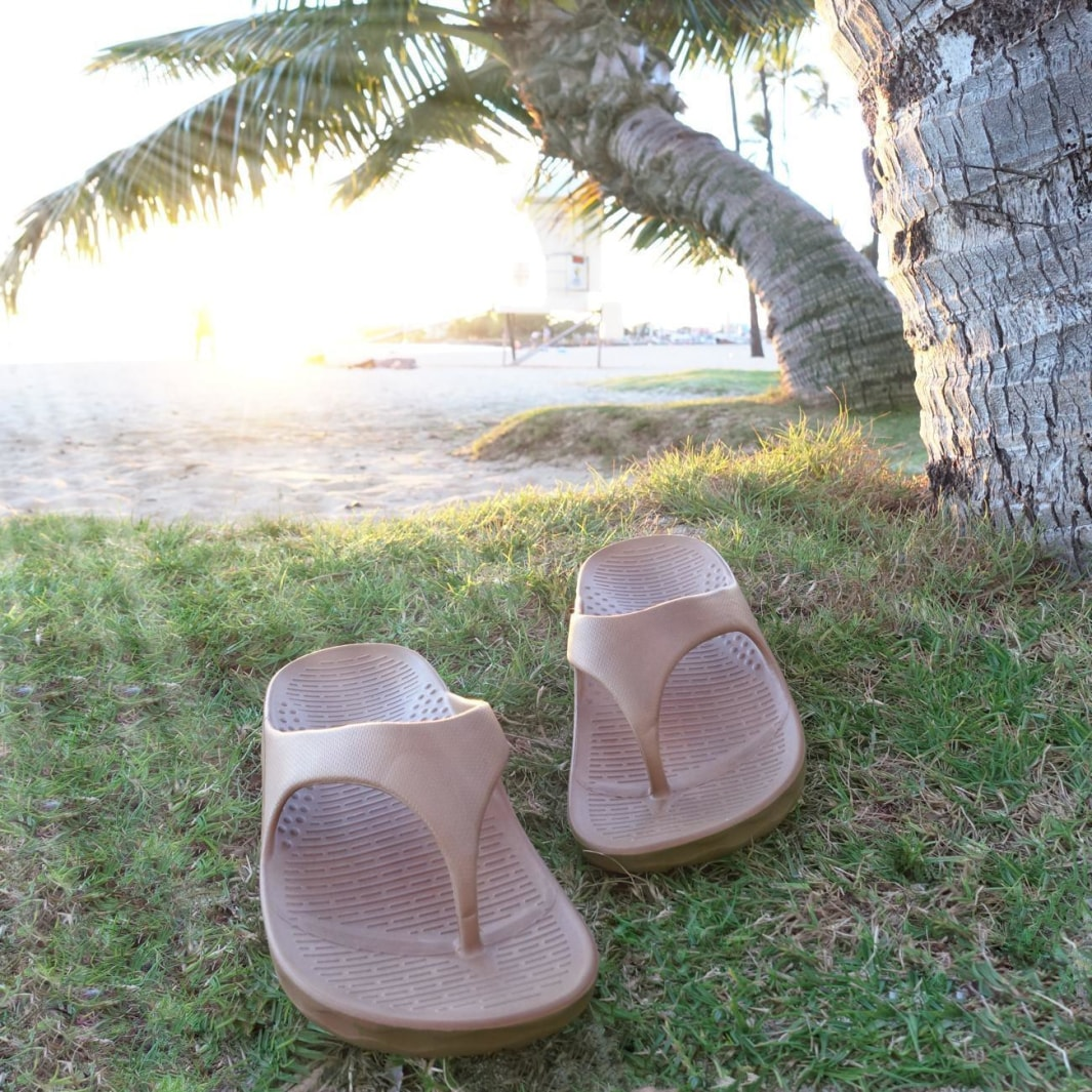 brown flip - pali hawaii sandals | hawaiian sandals pali hawaii flip flops