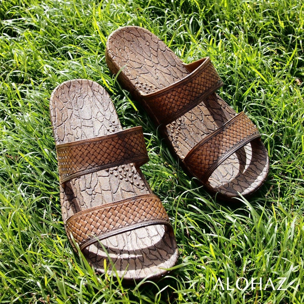 brown jane jandals® - pali hawaii Jesus sandals | hawaiian sandals pali hawaii flip flops