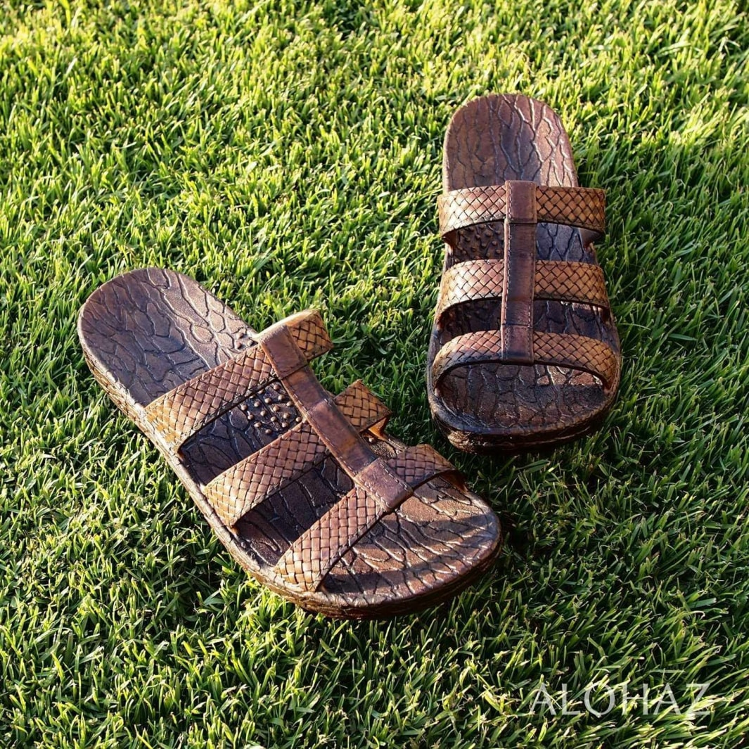 brown jaya jandals® - pali hawaii Jesus sandals | hawaiian sandals pali hawaii flip flops
