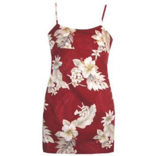 chili hawaiian spaghetti dress | short dress hawaiian