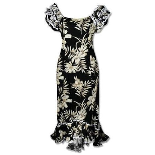 gem hawaiian meaaloha dress | long dress hawaiian