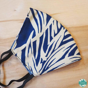 Hawaiian Face Mask ~ Blue Hana Hou | face mask