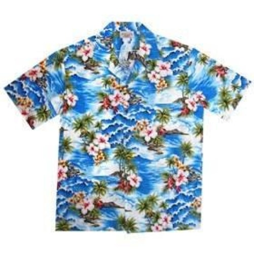 lagoon boy hawaiian shirt | hawaiian boy teen shirt