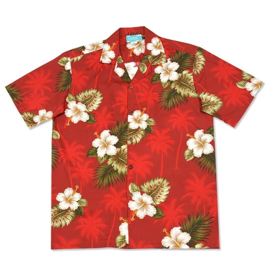 lava hawaiian cotton shirt | hawaiian shirt men