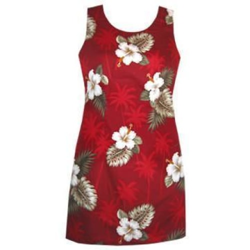 lava hawaiian tank dress | short dress hawaiian