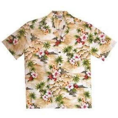 maize boy hawaiian shirt | hawaiian boy teen shirt