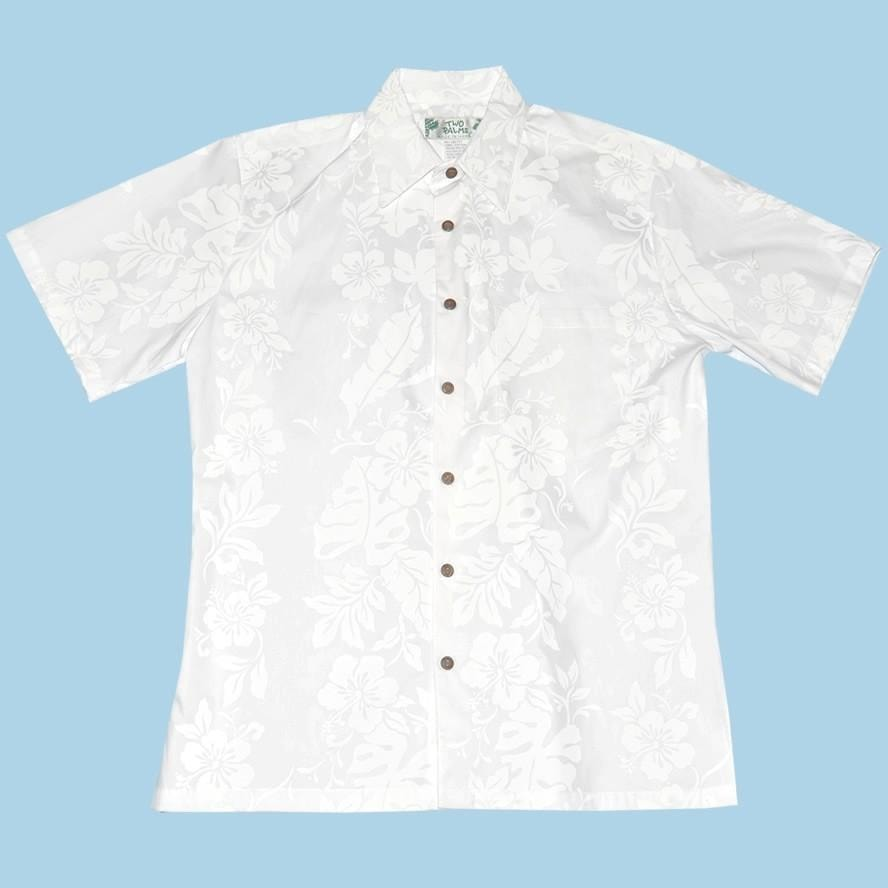 makamae hawaiian cotton shirt | hawaiian shirt men