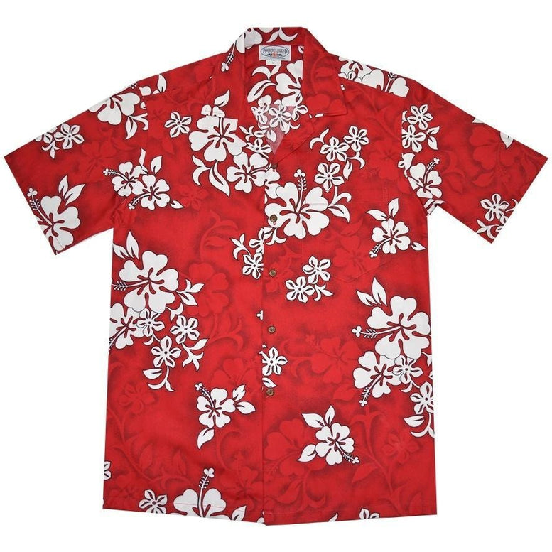 seastar hawaiian cotton shirt | hawaiian shirt men